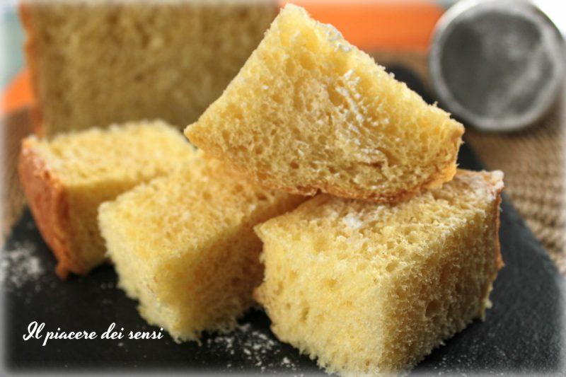 Pan brioche con la macchina del pane