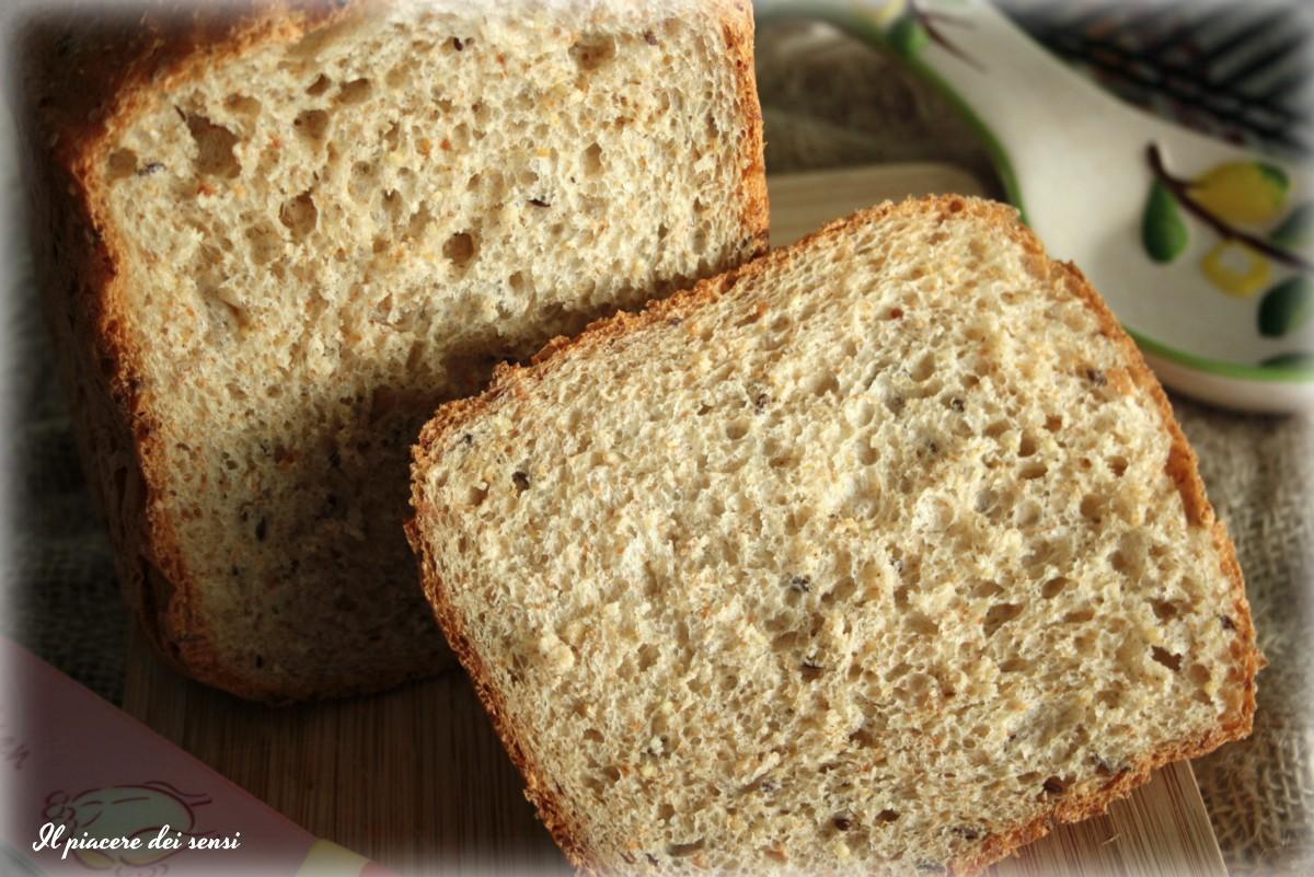 Pane al farro e segale
