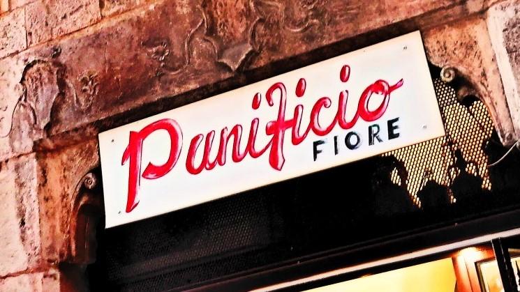Bari e lo street-food - Panificio Fiore