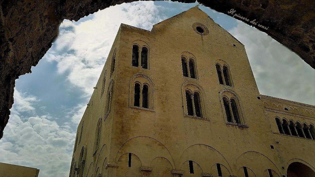 Bari in bici - Basilica di San Nicola