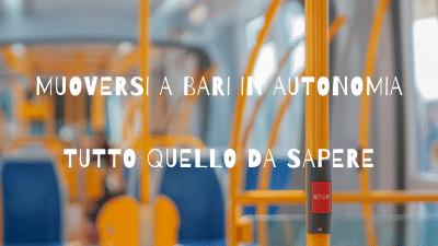 Muoversi a Bari in autonomia: tutto quello da sapere