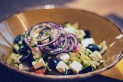 piatto con cipolla