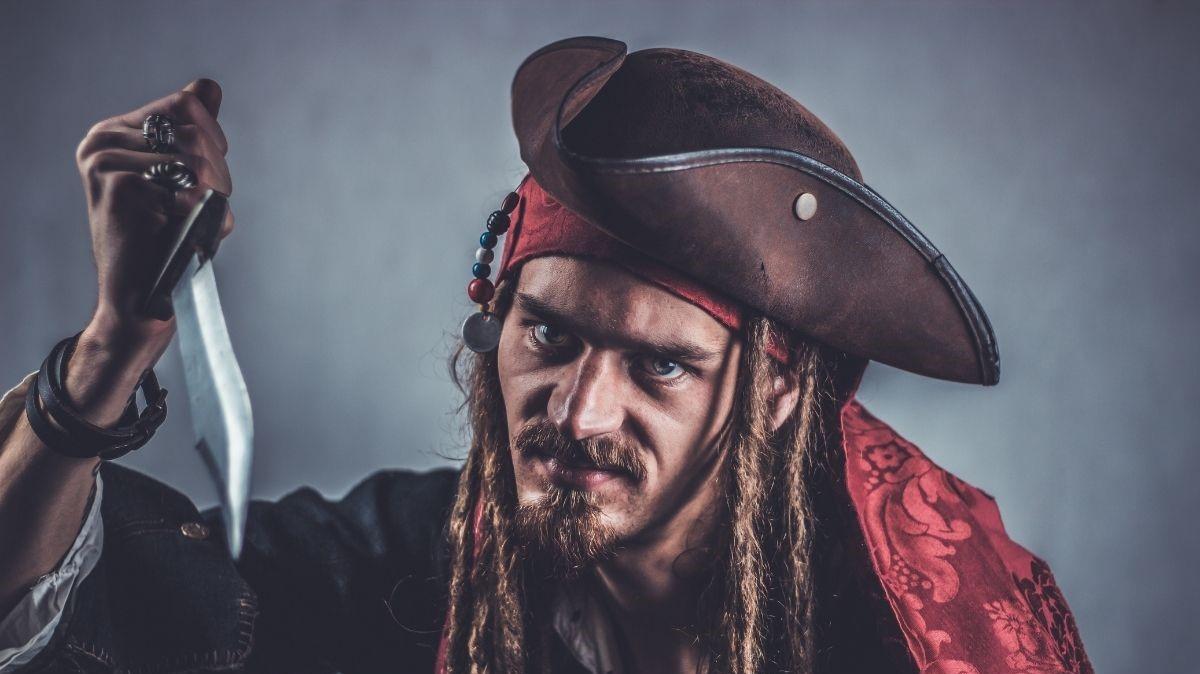 Prestate attenzione al pirata dei Caraibi
